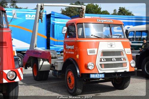 DAF A1600 van Hans Kramer