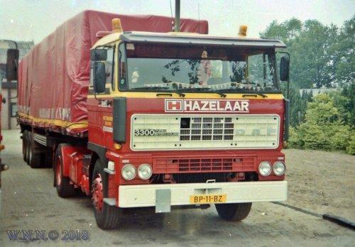 DAF 3300 van bernard-dijkhuizen