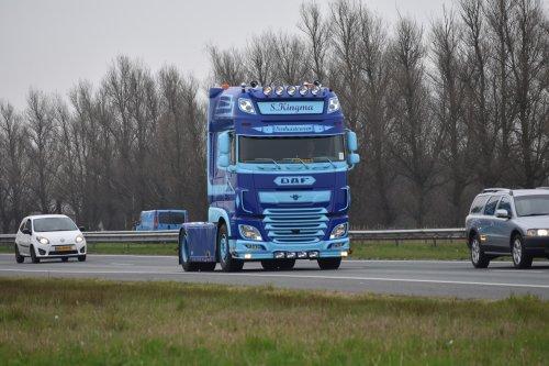DAF XF Euro 6, foto van truckspotter hgk