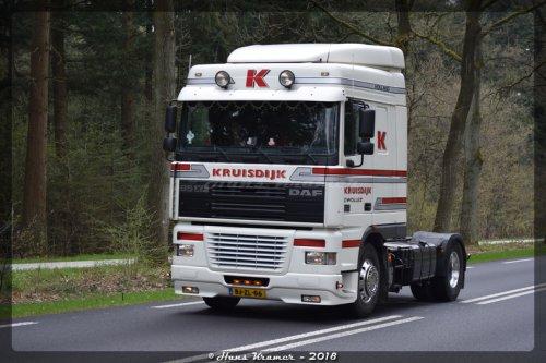 DAF 95XF, foto van Hans Kramer