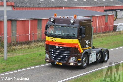DAF XF Euro 6, foto van Alex Miedema