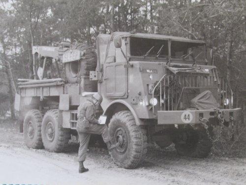 DAF YB 626, foto van oldtimergek