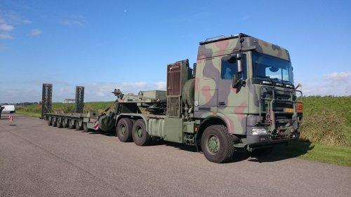 DAF YTZ 95 / YAZ 95 (vrachtwagen), foto van dickt