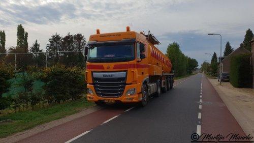 DAF XF serie, foto van MartijnM71