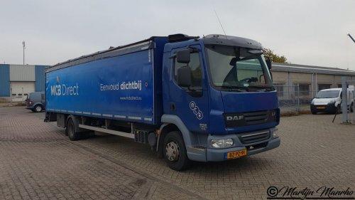 DAF LF45, foto van MartijnM71