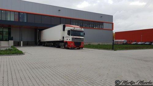 DAF XF95, foto van MartijnM71