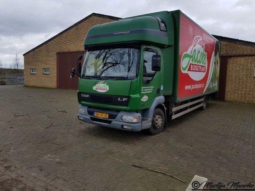 DAF LF serie, foto van MartijnM71