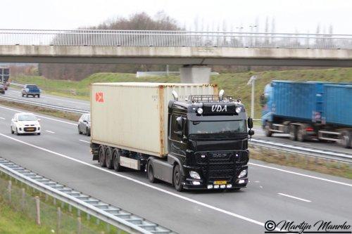 DAF XF Euro 6, foto van MartijnM71