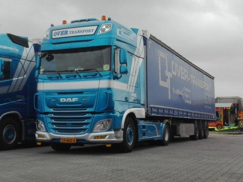 DAF XF Euro 6, foto van coen-ensing
