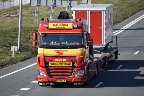DAF XF, foto van NSTF Truck Fotografie
