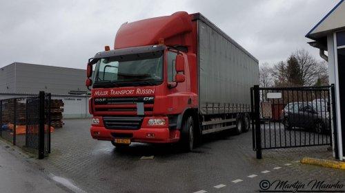 DAF CF, foto van MartijnM71