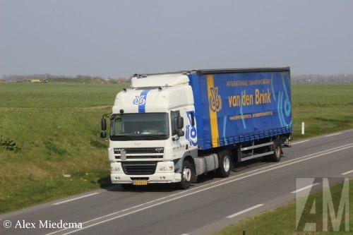 DAF CF85 (vrachtwagen), foto van Alex Miedema