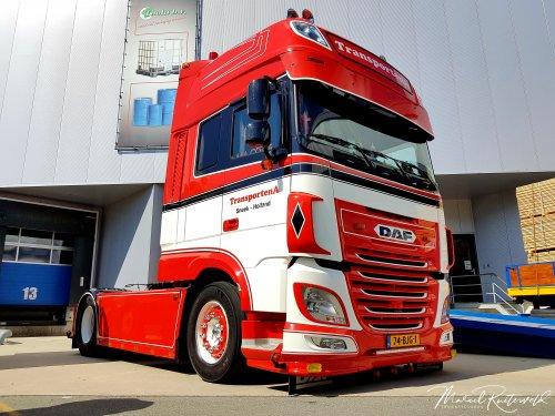DAF XF Euro 6, foto van Marcel Ruiterveld