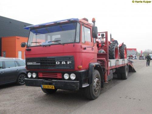 DAF 2300, foto van oldtimergek
