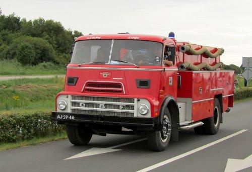 DAF DO2200 (vrachtwagen), foto van Lucas Ensing