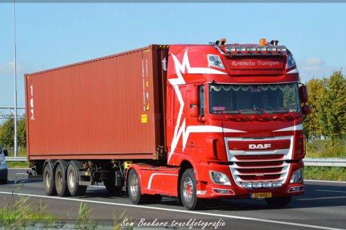 DAF XF Euro 6, foto van sem-beekers
