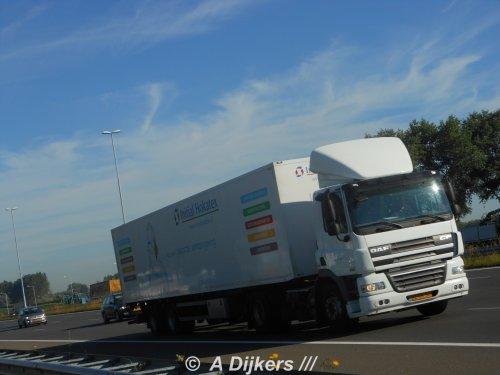 DAF CF75, foto van arjan-dijkers