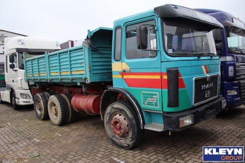 RABA onbekend/overig (vrachtwagen), foto van Katy Kleyn