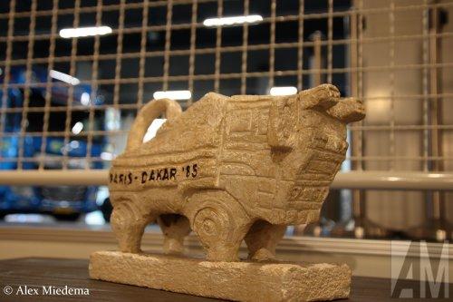 DAF miniatuur, foto van Alex Miedema