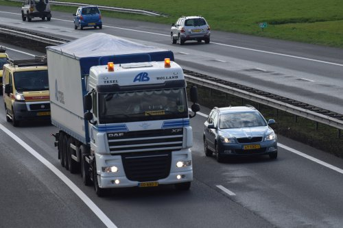 DAF XF serie, foto van william-hamstra