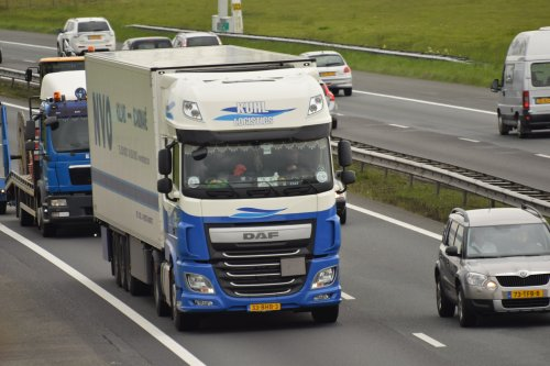 DAF XF Euro 6, foto van william-hamstra