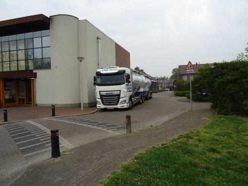 DAF XF Euro 6, foto van dickt