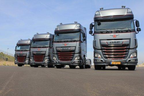 DAF XF Euro 6, foto van Truckfan Nieuwsposter