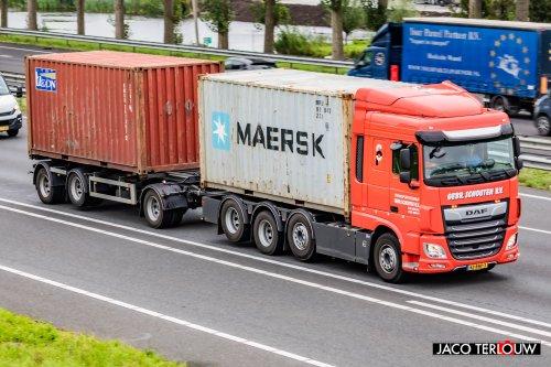 DAF XF Euro 6, foto van xrayjaco