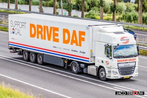 DAF CF Euro 6, foto van xrayjaco