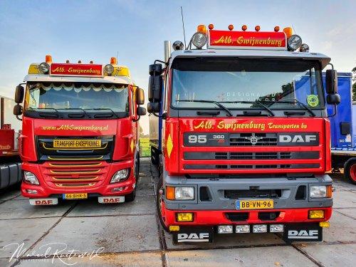 DAF 95, foto van Marcel Ruiterveld