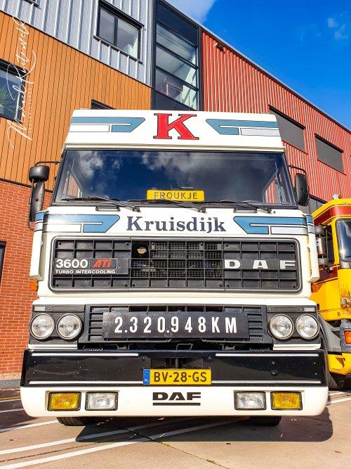 DAF 3600, foto van Marcel Ruiterveld