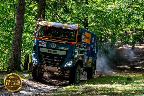 DAF CF Euro 6, foto van Truckfan Nieuwsposter