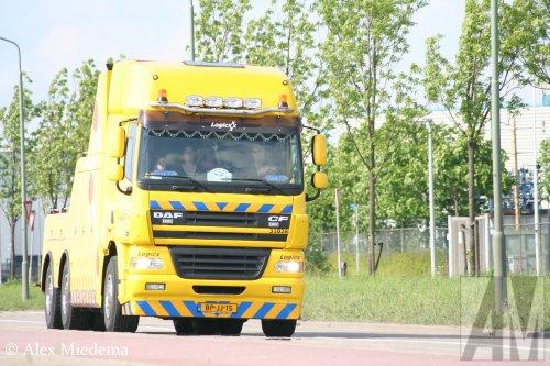 GINAF X3232-S (vrachtwagen), foto van Alex Miedema