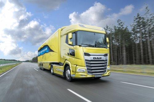 DAF XG, foto van Truckfan Nieuwsposter
