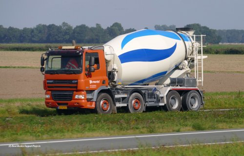 DAF CF85, foto van René