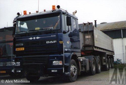DAF 95XF, foto van Alex Miedema