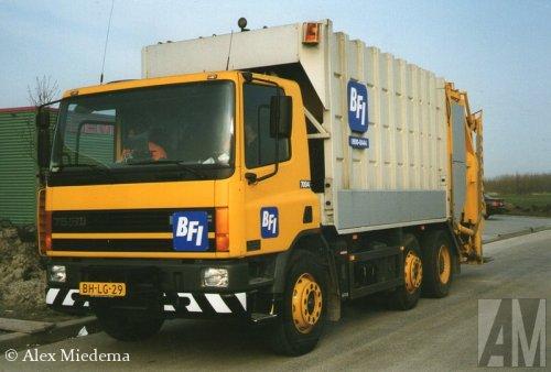 DAF 75CF, foto van Alex Miedema