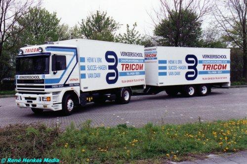 DAF 95, foto van René