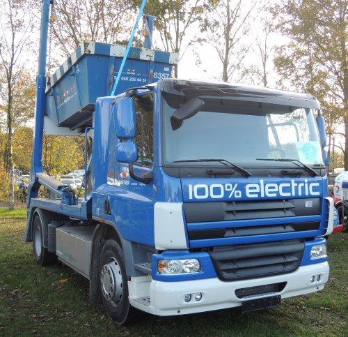 E-Trucks elektrotruck, foto van jaeger