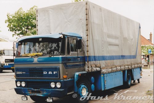 DAF 2300, foto van Hans Kramer