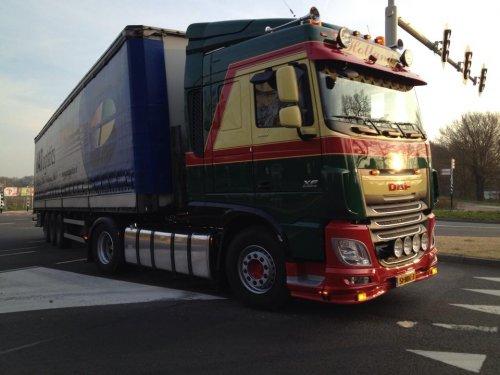 DAF XF Euro 6, foto van gewoonmichael