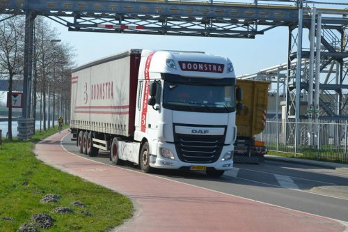 DAF XF Euro 6, foto van truckspotterhgk