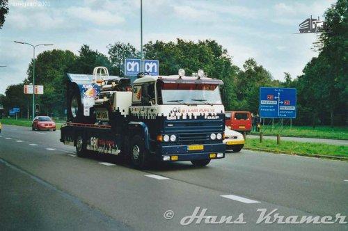 DAF 2500, foto van Hans Kramer