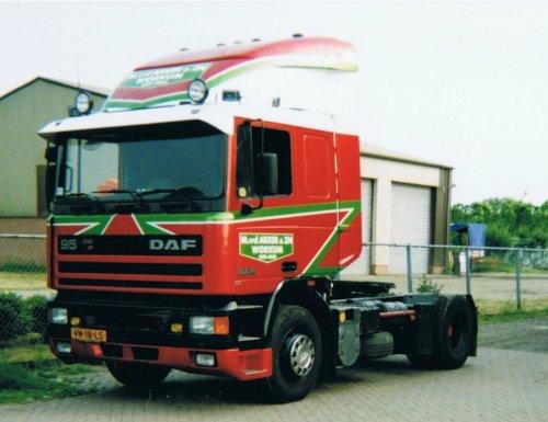 DAF 95, foto van tjitske-van-lievenoogen