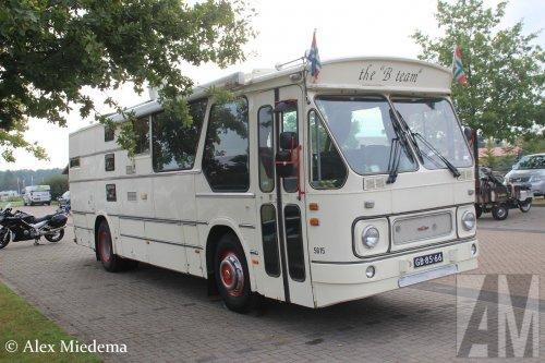 Den Oudsten lijnbus, foto van Alex Miedema