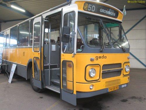 Den Oudsten lijnbus, foto van oldtimergek