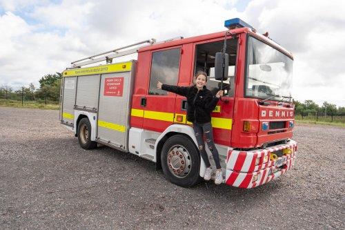 Dennis Sabre, foto van Truckfan Nieuwsposter
