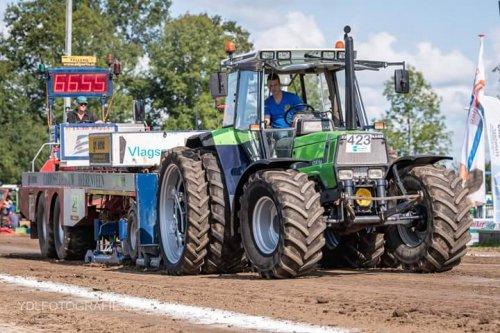 Deutz-Fahr Agrostar 6.11, foto van Russcher