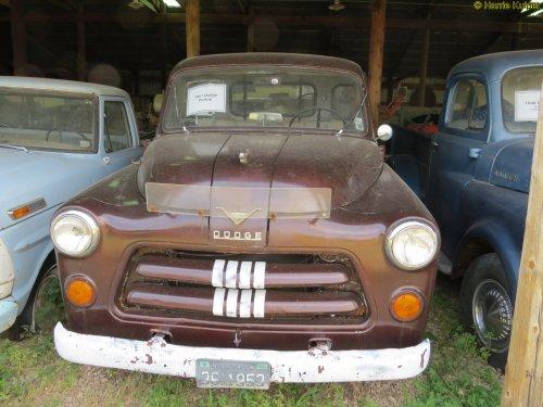 Dodge C3 (vrachtwagen) van oldtimergek