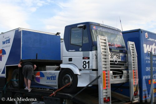 Seddon-Atkinson Strato (vrachtwagen), foto van Alex Miedema